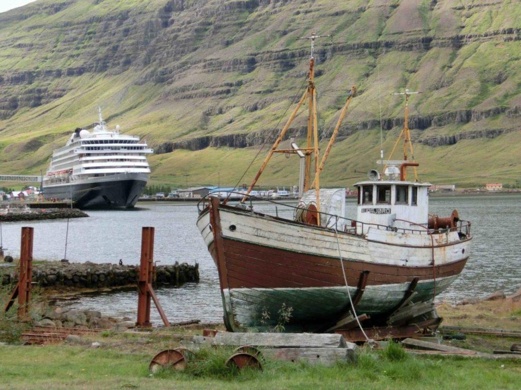 Seyðisfjörður, IJsland