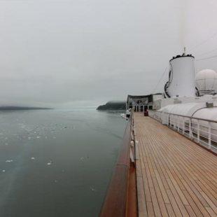 Volendam Glacier Bay
