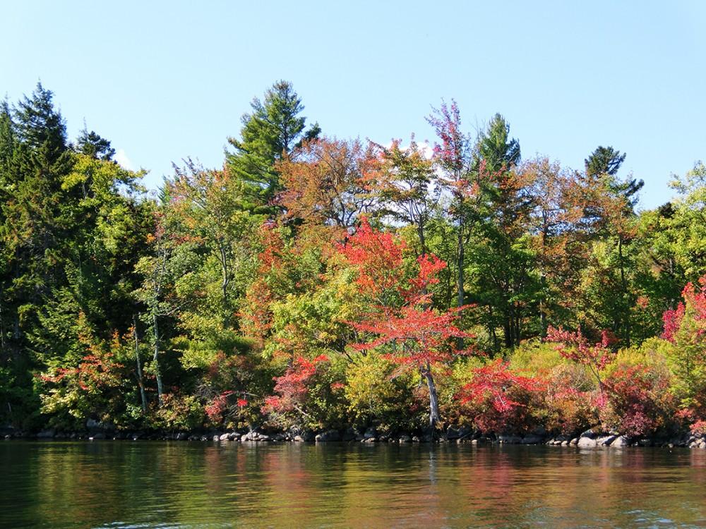 Meredith, Squam Lake
