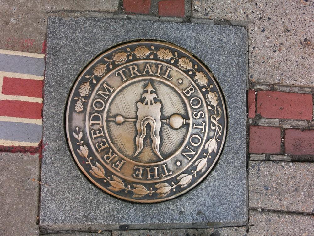 Boston, Freedom Trail