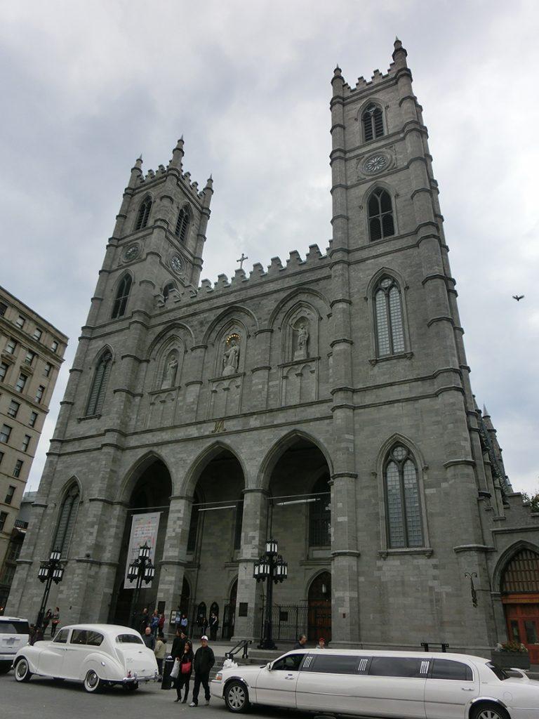 Montreal, De ontvoering.