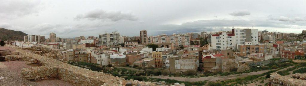 Cartagena, In middeleeuwse sferen