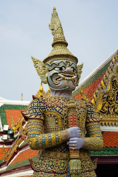 Ayutthaya & Bangkok, deel II