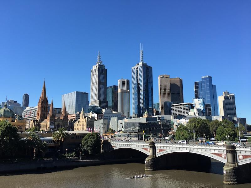 Vue de Monde, Melbourne, Australië.