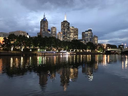 Melbourne | We weten inmiddels de weg