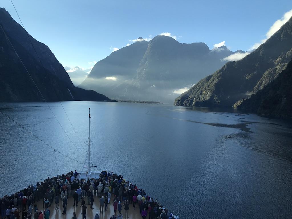 Milford Sound, Nieuw Zeeland