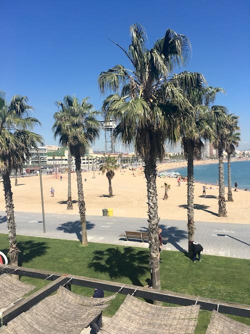 Barcelona   Cruise vrienden