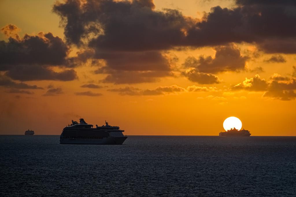 Cruise Pauze   Dag 10, onze bubbel.