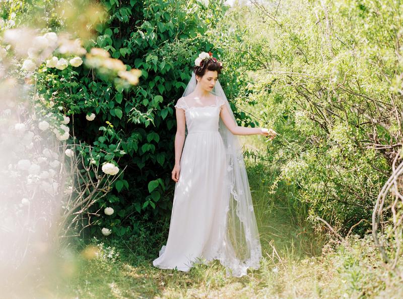 L'arca vestidos de novia