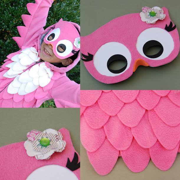 Halloween-Costume-Owl-Costume