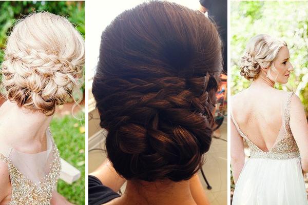 Tendencias en peinados de novia del 2016 mujer de 10 for Trenza boda