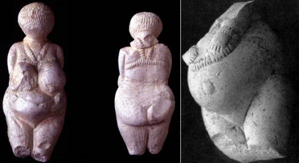 Figurillas de Kostenki.