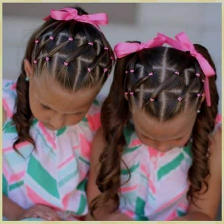 Ideas peinados faciles
