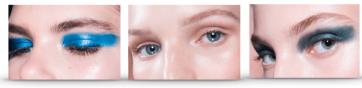 Victoria Beckham SS17 Makeup Look