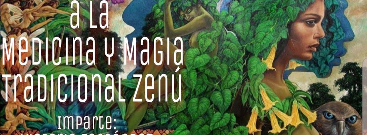 Curso Magia y Tradición Zenú.