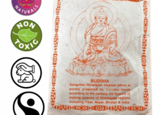 Incienso Tibetano en polvo Buda
