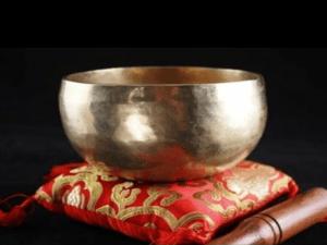 Cuenco tibetano Chö-pa