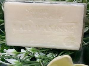 Jabón natural de Leche de Burra