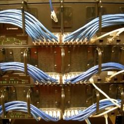 Breitbandnetzplan