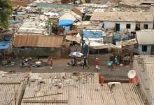 Photo of Sambizanga, a capital do Clean Up Day em Angola