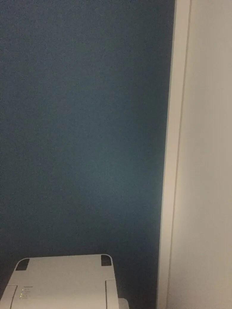 トイレの壁紙にアクセントクロスを取り入れ理想と現実のギャップを感じたお家