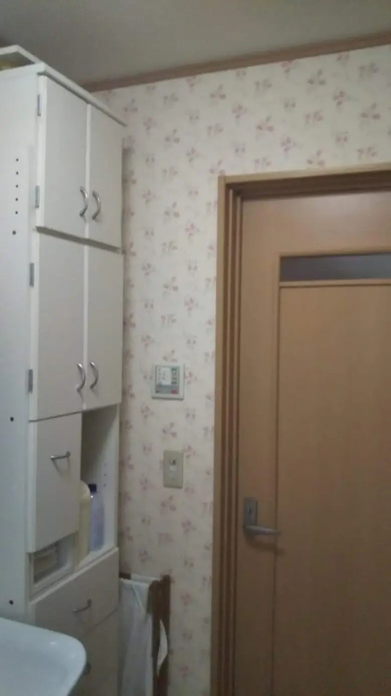 トイレと脱衣所に花柄のクロスを。柄物のクロスを選ぶ時のポイント