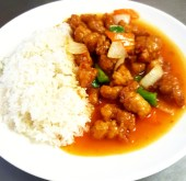 30. Sweet & Sour Chicken