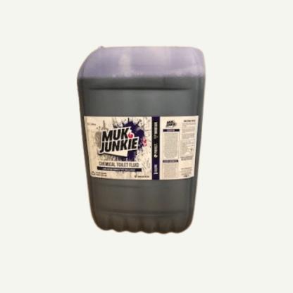 Muk Junkie Chemical Toilet Blue 25L