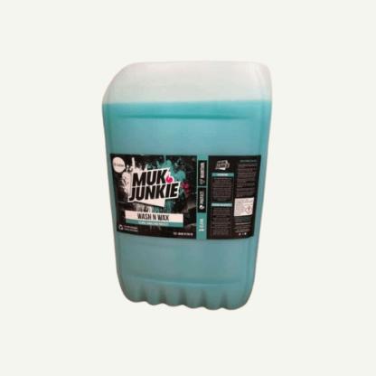 Muk Junkie Wash n Wax 25L