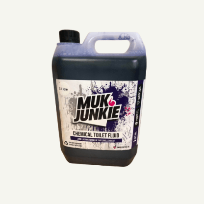 Muk Junkie Chemical Toilet Blue 5L