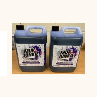 Muk Junkie Chemical Toilet Blue 10L