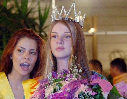 Фатима Хазуева жена Кадырова биография фото Мисс Кавказ ...