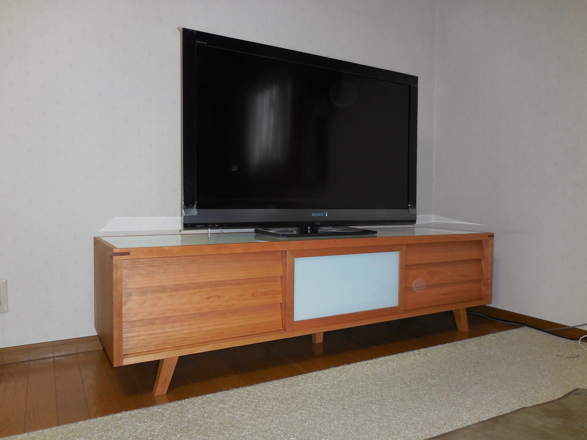 テレビボード 014