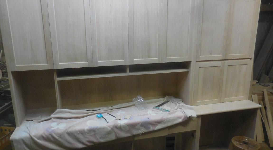食器棚(カップボード) 扉