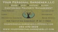 Your Personal Gardener LLC