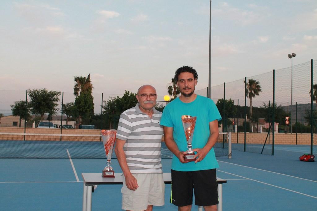XXXIV Liga Local de Tenis 2017 - 2018 3