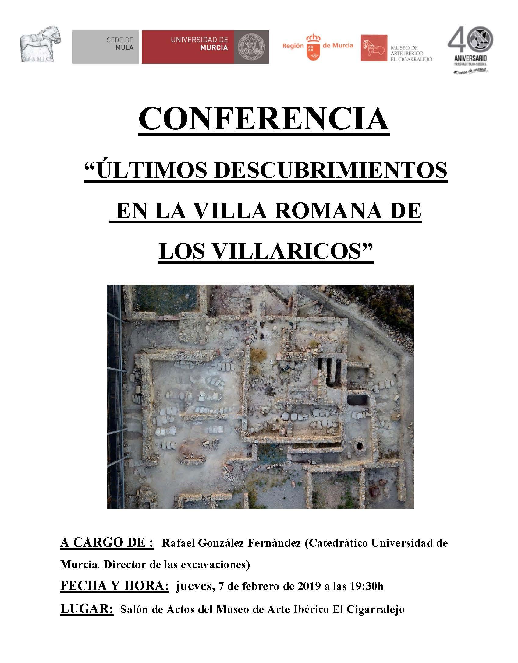 Conferencia Villaricos