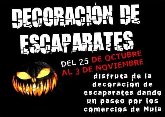 Halloween en Mula 2019