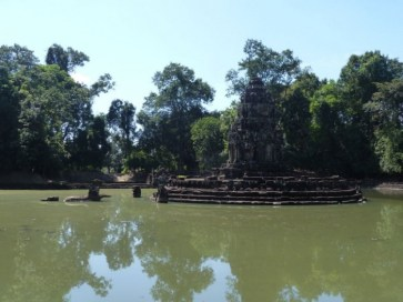 Cambodge, Temple d'Angkor, PREAH NEAK POAN