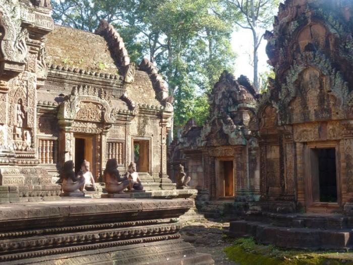 Cambodge, Temples d'Angkor PREAH KHAN