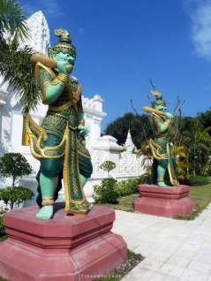 Statue Paya Kyauktawgyi Mandalay