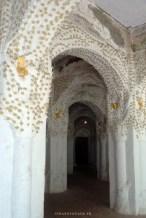 Intérieur Temple de Mandalay Hill