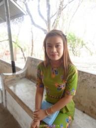 Fille Birmane