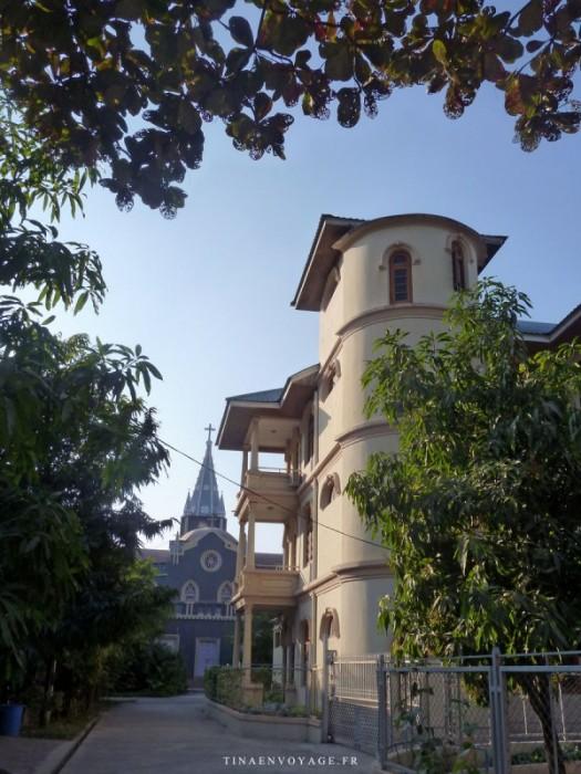 Mandalay Eglise