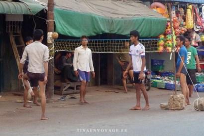 Mandalay street sport