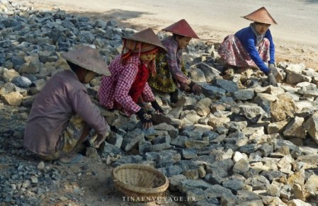 Mandalay workers