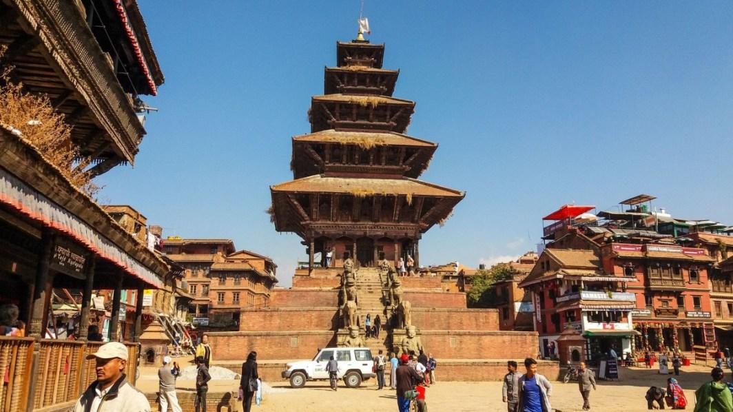 Temple-Nyatapola-Bhaktapur