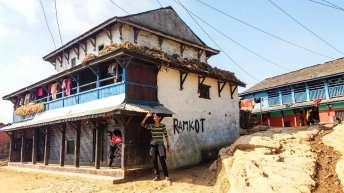 Ramkot et ses habitants