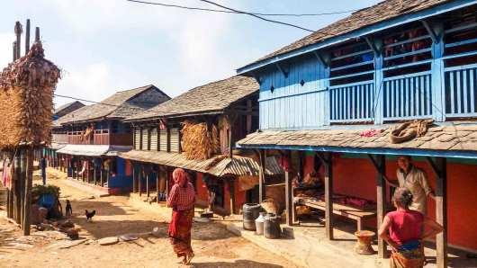 Village de Ramkot