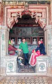 Phul Mahal dans le Palace de Bundi